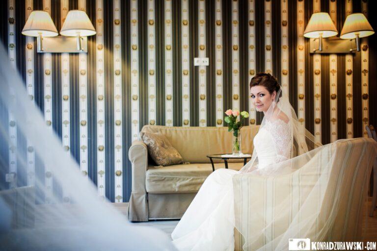 Wesele i ślub w stylu glamour