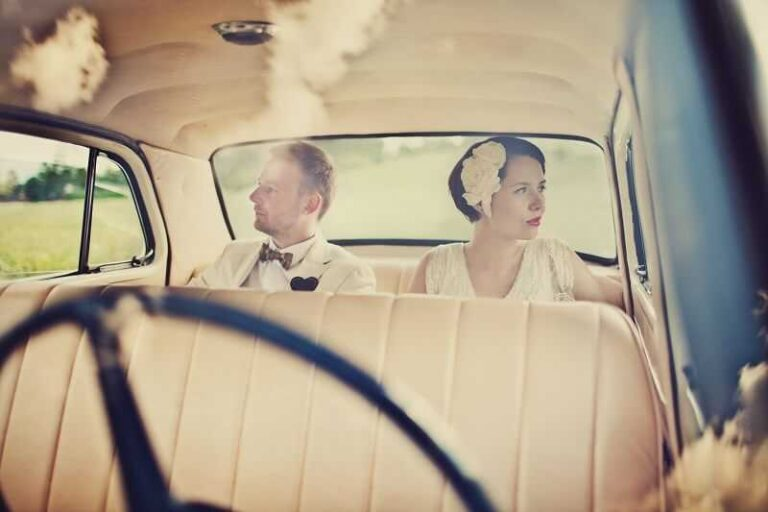Cukierkowe wesele w stylu lat 50.