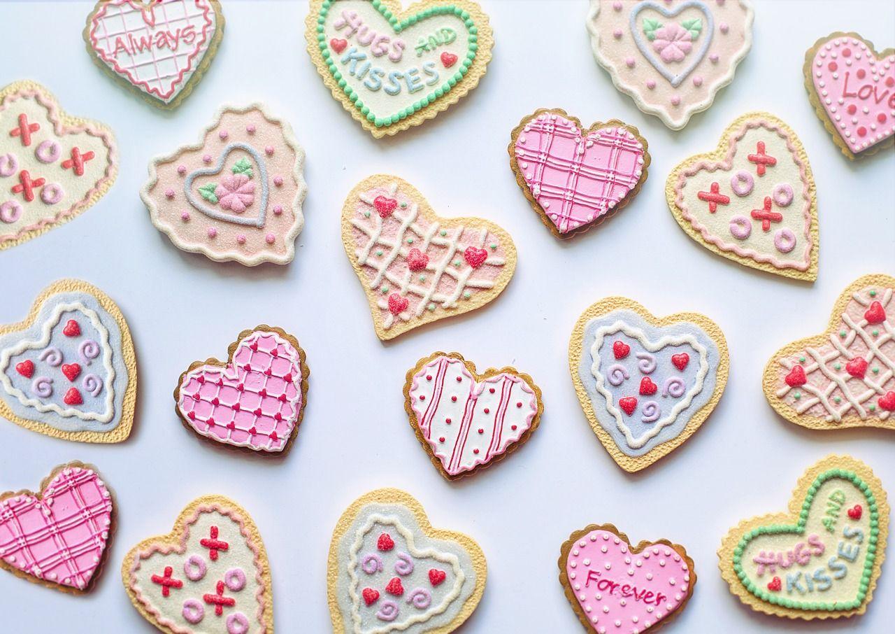 Słodkie i wykwintne, czyli ciasteczka na wesele