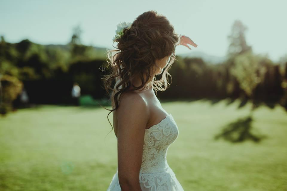 fryzura na ślub