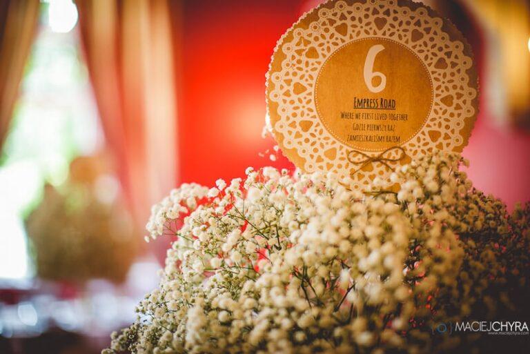 Dlaczego numeracja stołów weselnych jest tak ważna?