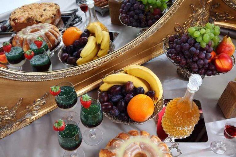 Jak serwować owoce na wesele?