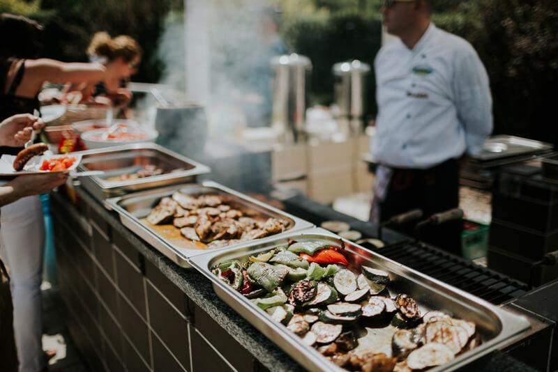 poprawiny grill