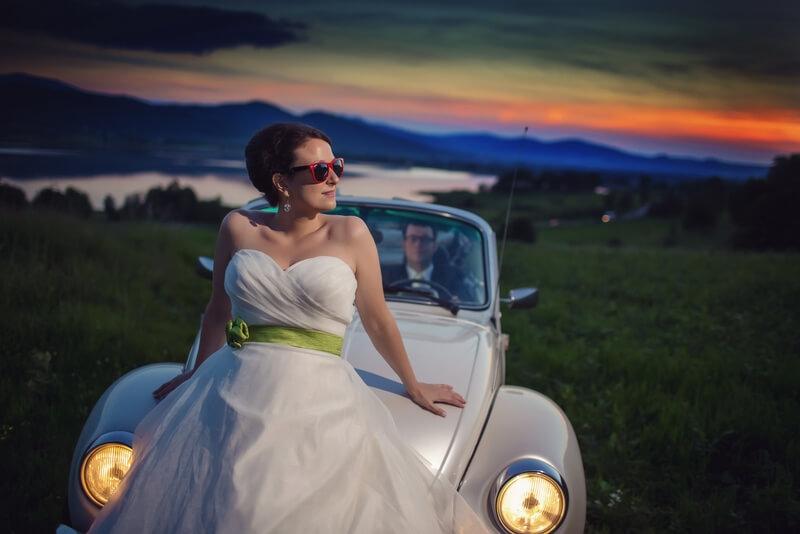 Ślub i podróż poślubna
