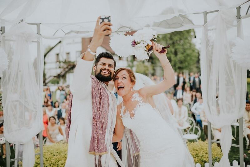 ślub polsko hinduski