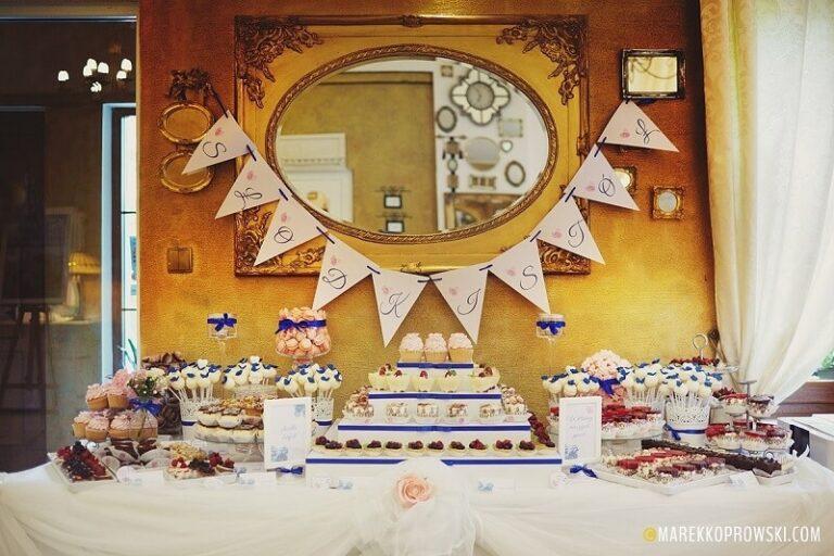 Potrawy serwowane do stołu, czy szwedzki stół na weselu? A może jedno i drugie?