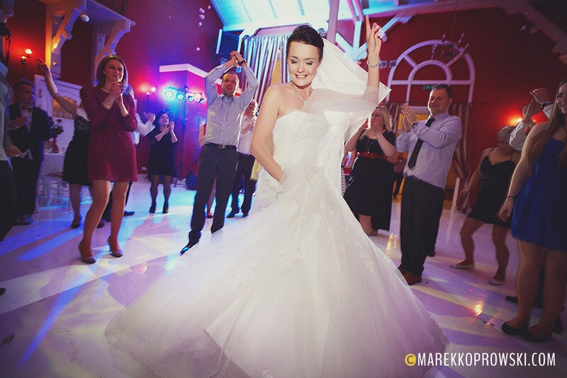 tradycja wesele welon