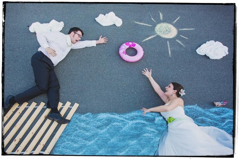 Wesele i podróż poślubna