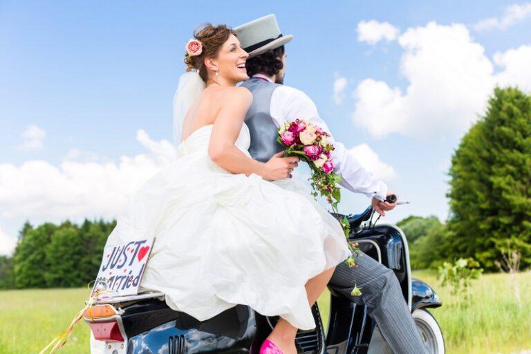 Romantyczny marzec – wesele wiosną
