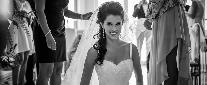 wesele suknia ślubna