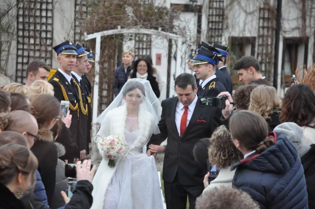 wesele w marcu